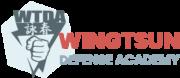 Self Defense Bordeaux Reversed Logo
